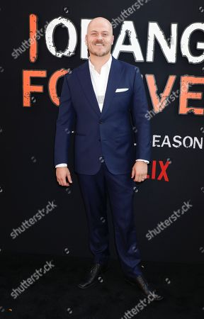Editorial image of 'Orange Is The New Black' TV show final season premiere, Arrivals, Alice Tully Hall, New York, USA - 25 Jul 2019