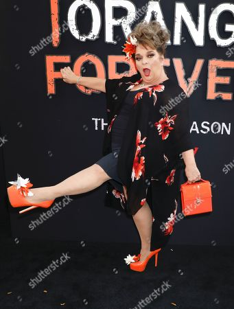 Editorial photo of 'Orange Is The New Black' TV show final season premiere, Arrivals, Alice Tully Hall, New York, USA - 25 Jul 2019