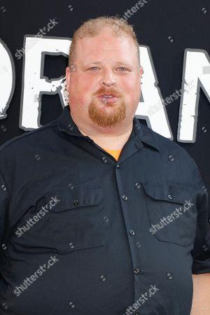 Stock Image of Joel Garland