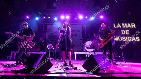 Editorial image of La Mar de Musicas Festival in Cartagena, Spain - 25 Jul 2019