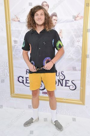 "Blake Anderson attends the LA premiere of ""The Righteous Gemstones"" at Paramount Pictures Studio, in Los Angeles"