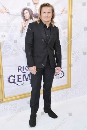 """Tony Cavalero attends the LA premiere of """"The Righteous Gemstones"""" at Paramount Pictures Studio, in Los Angeles"""