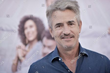 """Dermot Mulroney attends the LA premiere of """"The Righteous Gemstones"""" at Paramount Pictures Studio, in Los Angeles"""
