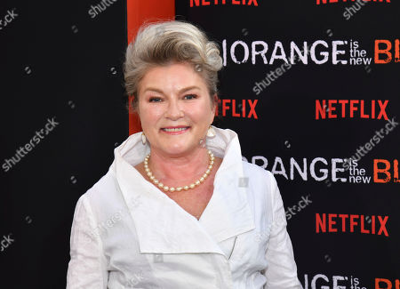 "Kate Mulgrew attends the final season premiere of Netflix's ""Orange Is the New Black"" at Alice Tully Hall, in New York"