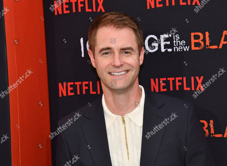 """Michael Torpey attends the final season premiere of Netflix's """"Orange Is the New Black"""" at Alice Tully Hall, in New York"""