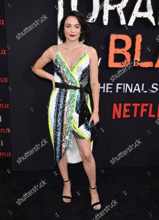 "Editorial image of NY Netflix's ""Orange Is the New Black"" Final Season Premiere, New York, USA - 25 Jul 2019"