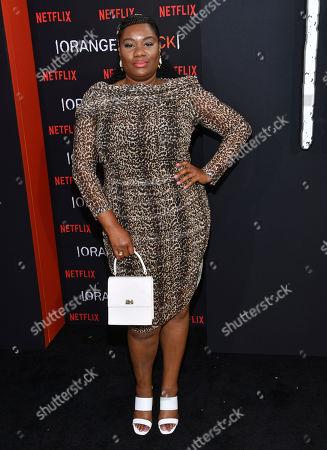 "Editorial photo of NY Netflix's ""Orange Is the New Black"" Final Season Premiere, New York, USA - 25 Jul 2019"
