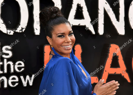 """Jessica Pimentel attends the final season premiere of Netflix's """"Orange Is the New Black"""" at Alice Tully Hall, in New York"""
