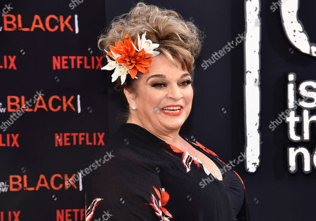 "Editorial picture of NY Netflix's ""Orange Is the New Black"" Final Season Premiere, New York, USA - 25 Jul 2019"