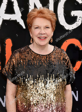 "Stock Image of Beth Fowler attends the final season premiere of Netflix's ""Orange Is the New Black"" at Alice Tully Hall, in New York"