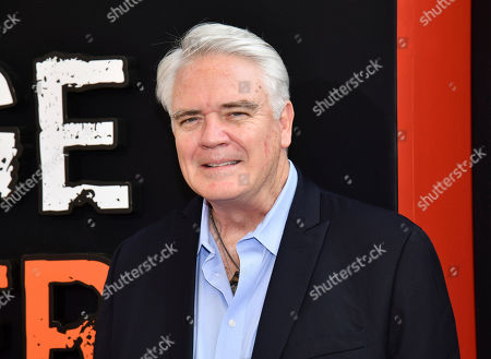 """Michael Harney attends the final season premiere of Netflix's """"Orange Is the New Black"""" at Alice Tully Hall, in New York"""