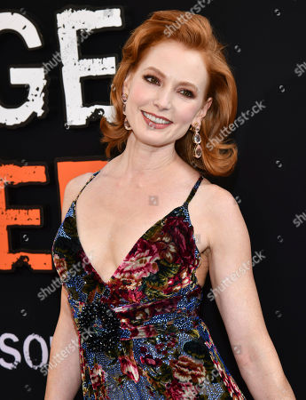 "Alicia Witt attends the final season premiere of Netflix's ""Orange Is the New Black"" at Alice Tully Hall, in New York"