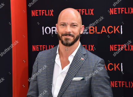 "Berto Colon attends the final season premiere of Netflix's ""Orange Is the New Black"" at Alice Tully Hall, in New York"