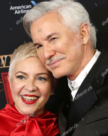 """Editorial image of """"Moulin Rouge! The Musical"""" Broadway Opening Night, New York, USA - 25 Jul 2019"""