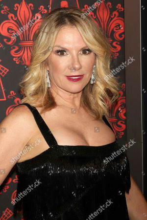 "Ramona Singer attends the Broadway opening night of ""Moulin Rouge! The Musical"" at the Al Hirschfeld Theatre, in New York"