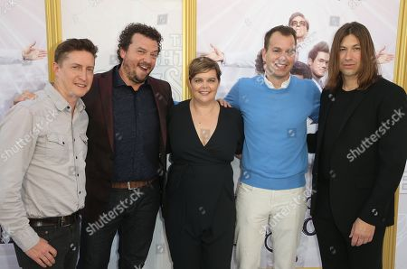 David Gordon Green, Danny McBride, Amy Gravitt, Casey Bloys, Jody Hill
