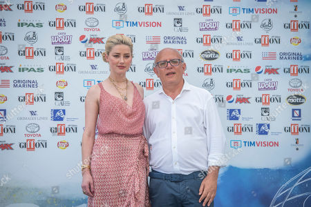 Editorial photo of Giffoni Film Festival, Salerno, Italy - 25 Jul 2019