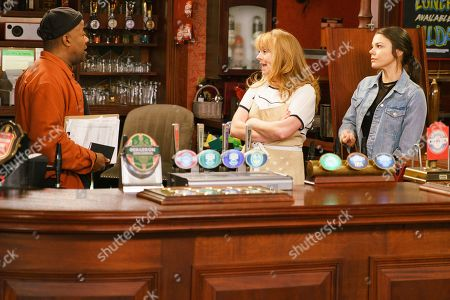 Ep 9837 Friday 2nd August 2019 - 1st Ep Johnny is not impressed when Jenny Connor, as played by Sally-Ann Matthews, gets Ed Bailey, as played by Trevor Michael Georges, in to measure up Kate's room as she is going travelling, knowing Jenny is making Kate Connor, as played by Faye Brookes, feel unwanted he warns Jenny not to make him choose.