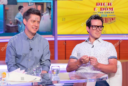 Dick and Dom - Richard McCourt and Dominic Wood