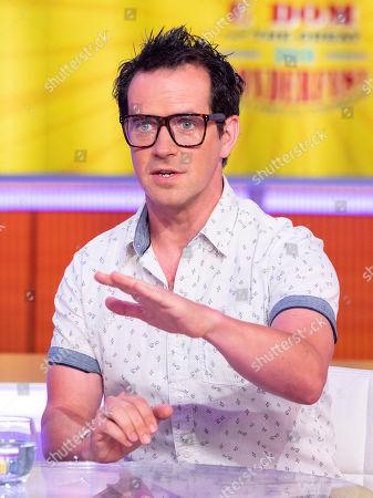 Editorial image of 'Good Morning Britain' TV show, London, UK - 26 Jul 2019