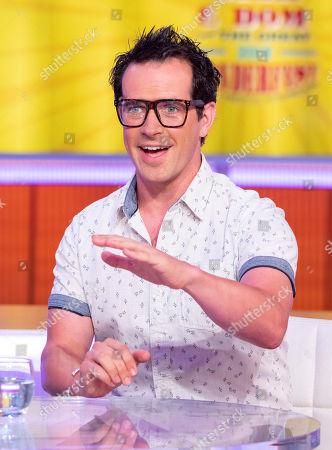 Editorial photo of 'Good Morning Britain' TV show, London, UK - 26 Jul 2019