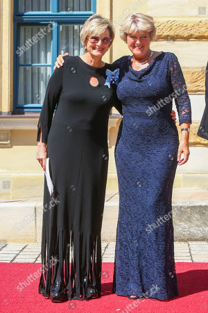Editorial image of Opening of the 108th Bayreuth Festival, Germany - 25 Jul 2019