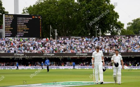 Editorial picture of Specsavers Test Match, Lord's Cricket Ground, London, England  - 26 Jul 2019