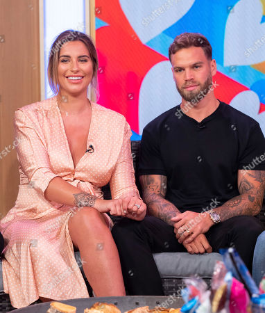 Editorial picture of 'This Morning' TV show, London, UK - 26 Jul 2019