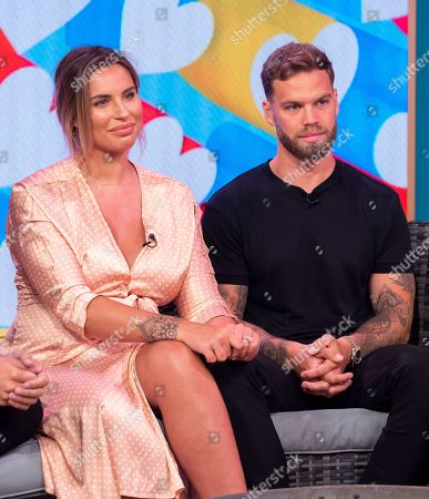 Editorial photo of 'This Morning' TV show, London, UK - 26 Jul 2019
