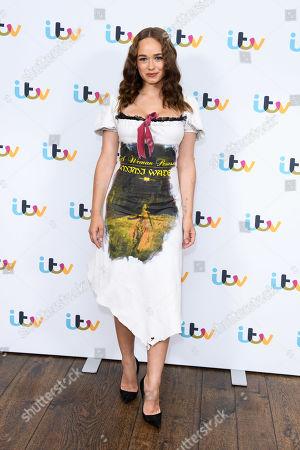 Editorial photo of 'Sanditon' TV show photocall, London, UK - 26 Jul 2019