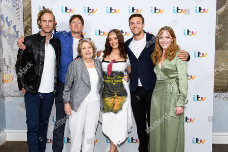 Editorial picture of 'Sanditon' TV show photocall, London, UK - 26 Jul 2019