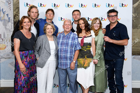 Editorial photo of 'Sanditon' TV show photocall, London, UK - 26 Jul 2019