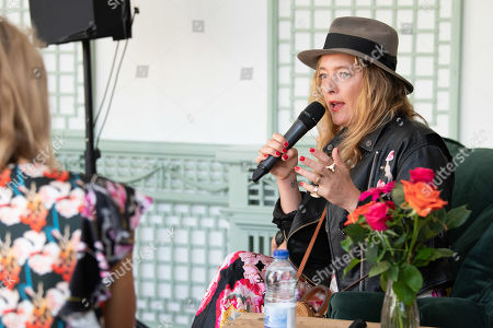 Alice Temperley in conversation at the Fashion Foundation