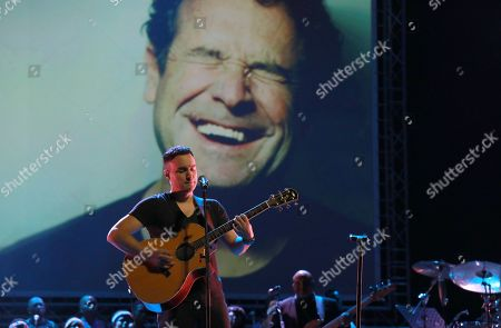 Editorial image of Johnny Clegg memorial in Johannesburg, South Africa - 26 Jul 2019