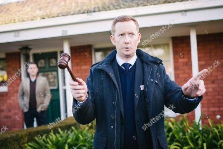 Luke McGregor as Daniel McCallum