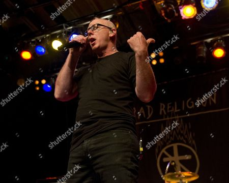 Bad Religion - Greg Graffin