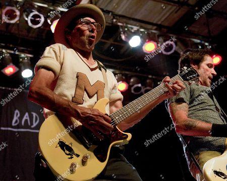 Stock Picture of Bad Religion - Brett Gurewitz and Jay Bentley