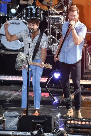 Lady Antebellum - Charles Kelley and Dave Haywood