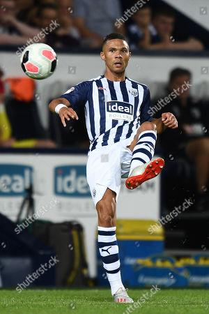 Kieran Gibbs of West Bromwich Albion.