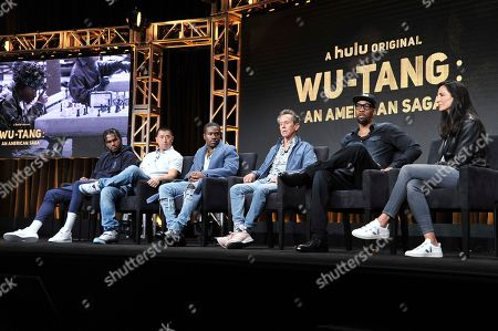 Editorial photo of 2019 Summer TCA - Hulu, Beverly Hills, USA - 26 Jul 2019
