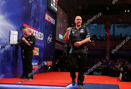 Editorial photo of Darts, World Matchplay 2019 - 26 Jul 2019
