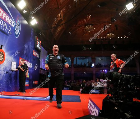 Editorial picture of Darts, World Matchplay 2019 - 26 Jul 2019