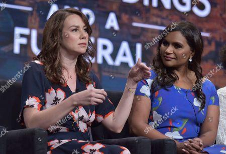 Editorial picture of 2019 Summer TCA - Hulu, Beverly Hills, USA - 26 Jul 2019