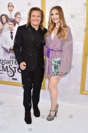 Tony Cavalero and Annie Cavalero