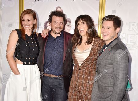 Editorial image of 'The Righteous Gemstones' TV show, Arrivals, Paramount Studios, Los Angeles, USA - 25 Jul 2019