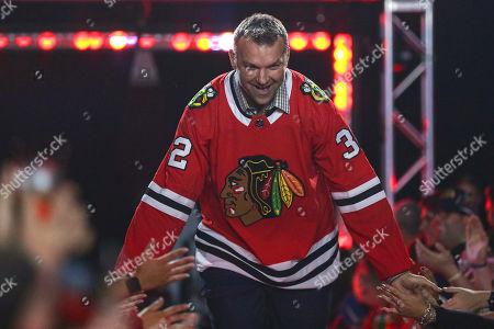 Editorial image of Blackhawks Convention Hockey, Chicago, USA - 26 Jul 2019