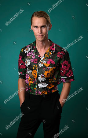 """Editorial picture of 2019 Summer TCA - """"Reprisal"""" Portrait Session, Beverly Hills, USA - 26 Jul 2019"""