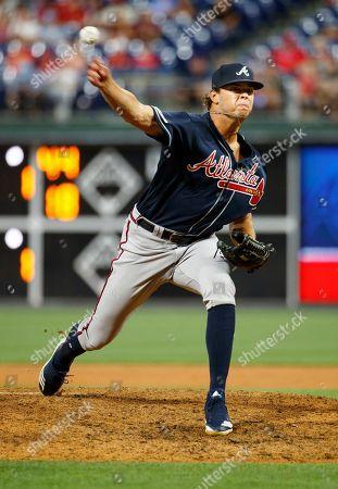 Editorial picture of Braves Phillies Baseball, Philadelphia, USA - 26 Jul 2019