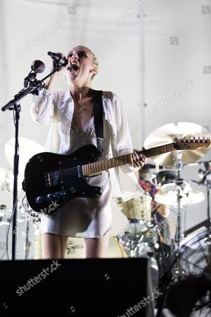 "Ellen ""Ellie"" Rowsell of Wolf Alice"