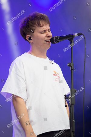 Stock Picture of Conor Mason of Nothing But Thieves